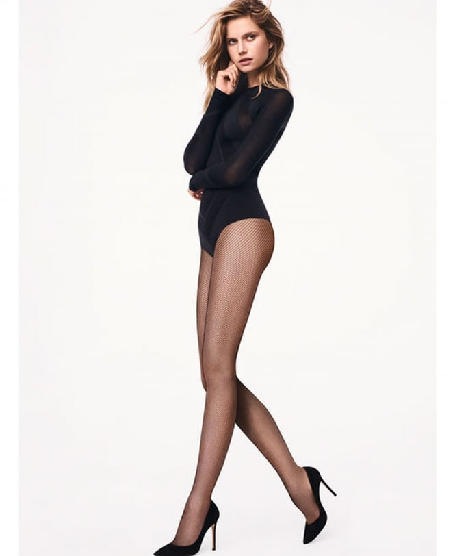 Wolford Twenties Micronet Tights