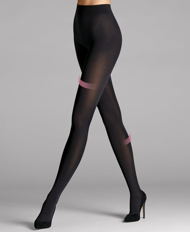 Wolford Velvet De Luxe 66 Leg Support Tights