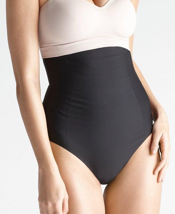 e5b313da4479f Yummie Hidden Curves Firm Shaping High Waist Thong - Shapewear from ...